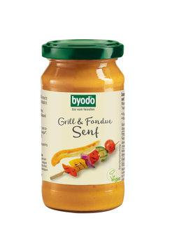Grill & Fondue Senf Bioland