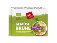 green Gemüse-Brühwürfel