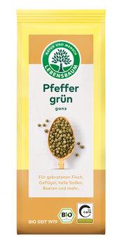 Pfeffer grün, ganz, luftgetrocknet