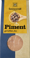 Piment, gemahlen