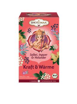 Kraft & Wärme, ayurvedischer Tee
