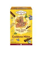 Goldene Mitte ayurvedischer Tee
