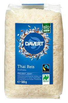 Thai Reis, weiß Fairtrade