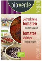 Getrocknete Tomaten gekräutert