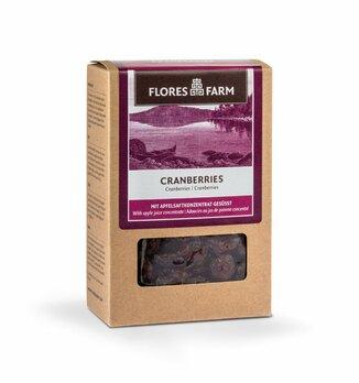 Cranberries für die vegane Küche