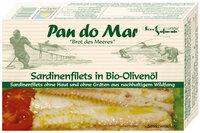 Sardinenfilets in Olivenöl