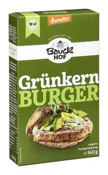 Grünkern Burger Demeter