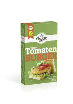 Tomaten-Basilikum-Burger glf