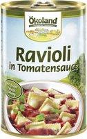 Ravioli in Tomatensauce