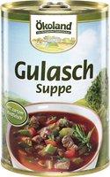 Gulaschsuppe ungarische Art