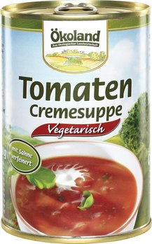 Tomatencreme Suppe