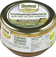 Gourmet-Truthahnfrühstück