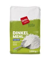 Green Dinkelmehl Type 630