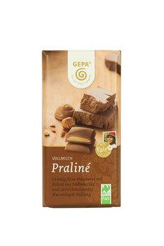 Premium Praline Schokolade, Gepa