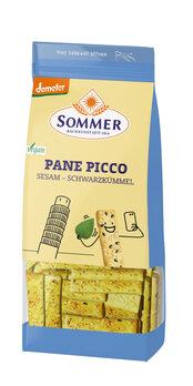 Demeter Pane Picco Sesam-Schwarzkümmel