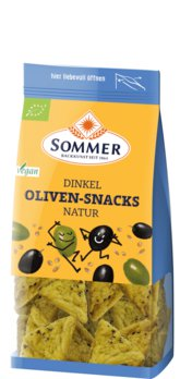 Oliven Snacks natur