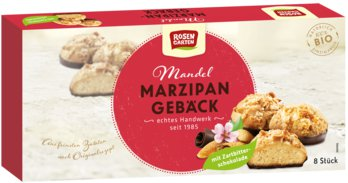 Marzipan-Mandel-Gebäck