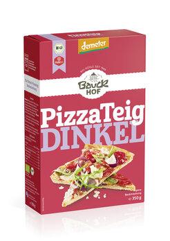 Pizzateig Dinkel, Demeter