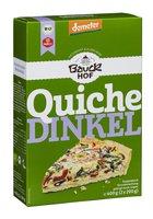 Dinkel Quicheteig Demeter