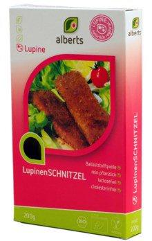 Lupinen Schnitzel 2 Stück