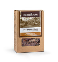 Premium Bio Edel-Kakaostücke