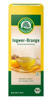 Ingwer Orange Tee im Beutel