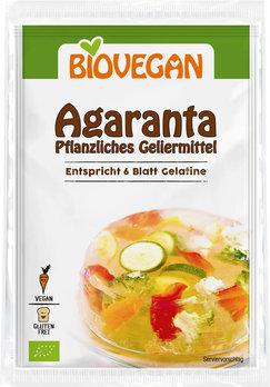 Agaranta, veganes Geliermittel