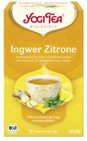 Ingwer Zitrone Tee