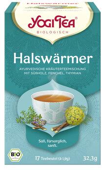 Halswärmer Tee