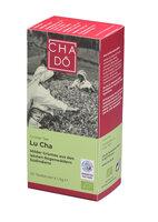 Fairtrade Grüntee Lu Cha, Regenwaldtee
