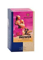 Ingwer-Energie Tee