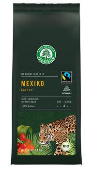 Mexiko-Kaffee, gemahlen