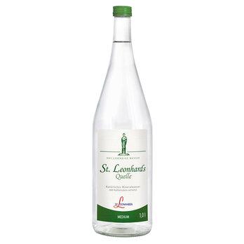 St. Leonhardsquelle Medium, Preis pro Flasche