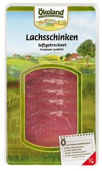 Premium Lachsschinken, luftgetrocknet, (Wurst/Aufschnitt)