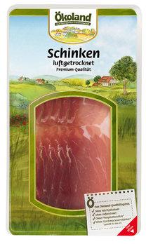 Premium Schinken, luftgetrocknet (Wurst/Aufschnitt)