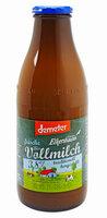 Milch, Demeter Vollmilch 3,8%