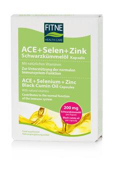 ACE+Selen+Zink Schwarzkümmelöl