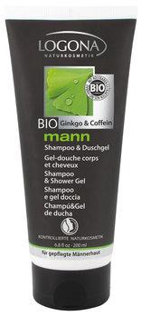 Shampoo und Duschgel, mann