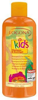 Kids Shampoo + Duschgel