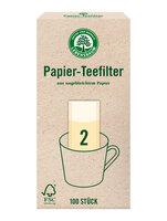 Papier Teefilter Gr. 2
