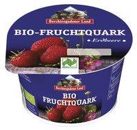 Quark, Frucht, Erdbeer