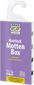 Mottlock Mottenbox