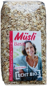 Basis Flocken Müsli ECHT BIO