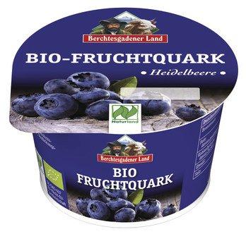 Quark, Frucht, Heidelbeerquark