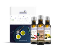 Geschenkbox Gourmet Öle