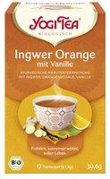 Ingwer Orange Tee