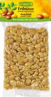 Erdnüsse geröstet und gesalzen