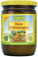 Klare Suppe im Glas 7% Gemüse