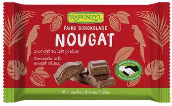 Nougat Schokolade Vollmilch