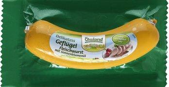 Delikatess Geflügelfleischwurst